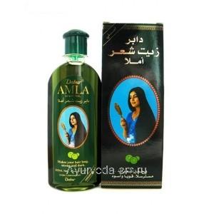 Аюрведическое Масло для волос Дабур Амла (Dabur Amla Hair Oil) 200мл. Dabur