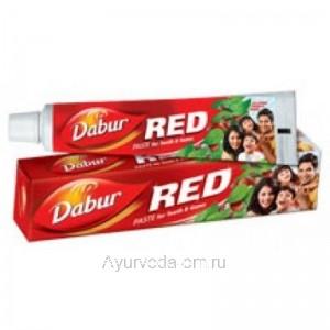 Зубная паста Дабур Ред100 г. Dabur Red, Индия