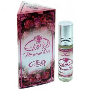 """Арабские масляные духи """"Марокканская роза"""", 6мл. от Аль Рехаб (AL-REHAB Moroccan Rose)"""