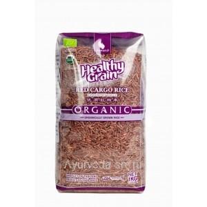 Органический тайский красный рис, 1 кг. SAWAT-D