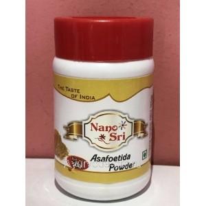 Индийская Асафетида специя (Asafoetida Powder) 50г. Nano Sri.