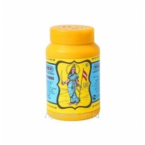 """Порошок Асафетида Компаундированная """"Вандеви"""", 100 г. Vandevi yellow powder ( желтая смесь)"""