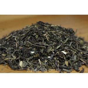 Китайский зеленый жасминовый чай 50 грамм