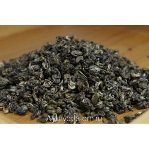 Зеленый чай Би Ло Чунь 1 сорт 50г.