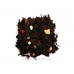 """Композиционный Индийский Чёрный Чай """"Ароматный"""" 50г."""