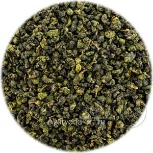 Чай улун Цзинь Сюань (Огненый цветок) Тайвань