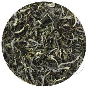 Зеленый чай Бай Мао Хоу (Беловолосая обезьяна) 50 г.