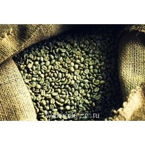 Бразильский Зеленый Кофе в Зернах 50г.