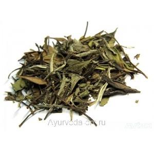 Элитный Белый Чай Бай Му Дань (Белый Пион) Типсовый 50г.