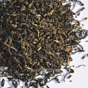 Черный индийский чай Ассам Мангалам (Assam Mangalam) 50г.