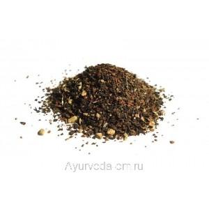 """Черный ароматизированный чай """"Массала"""" (Германия) 50г."""