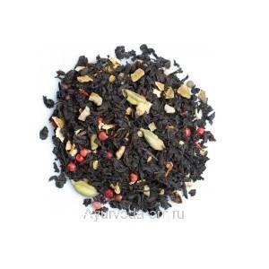 """Черный ароматизированный чай """"Восточный"""" (Германия) 50г."""