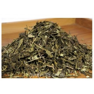 Китайский Байховый Зелёный чай с чабрецом 50г.