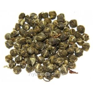 Китайский чай Жасминовая жемчужина 50г.