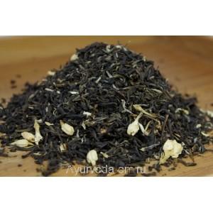 Китайский Зеленый чай с жасмином (Мао Фен) 50г.