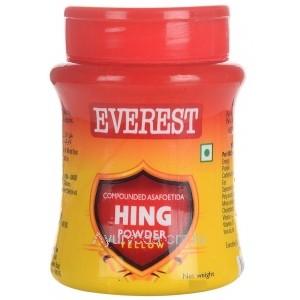 Асафетида Эверест Желтая (Asafoetida Нing Yellow Powder Everest), 25 г. Индия