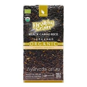 Органический тайский черный рис SAWAT-D 1 кг