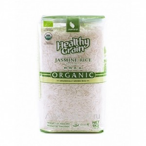 Органический тайский белый рис жасмин SAWAT-D 1 кг