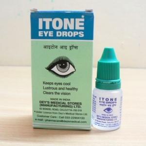 """Глазные капли """"Айтон"""", 10мл., Itone Eye Drops"""