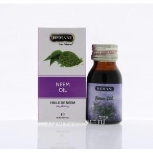 Масло Нима 30 мл, Хемани (Neem Oil Hemani) Дубаи
