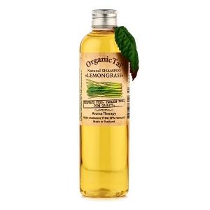 Натуральный шампунь «Лемонграсс», 260мл. Органик Тай (Lemongrass OrganicTai) для жирных волос