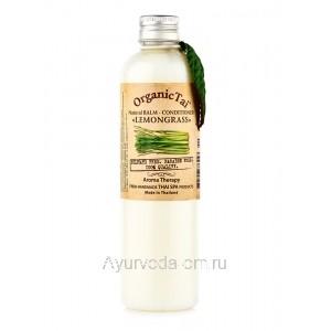 Бальзам-кондиционер «Лемонграсс», 260мл. Органик Тай (Lemongrass Organic Tai) для жирных волос