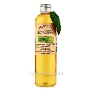 Гель для душа «Лемонграсс» 260мл. для чувствительной кожи Органик Тай (Shower Gel Lemongrass OrganicTai)