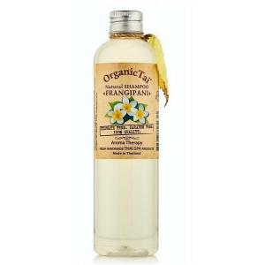Шампунь «ФРАНЖИПАНИ» для сухих, поврежденных и окрашенных волос, 260мл. Органик Тай (Frangipani OrganicTai)