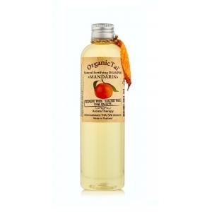 Натуральный шампунь «МАНДАРИН» от выпадения волос, 260 мл. Органик Тай (Mandarin OrganicTai) Укрепляющий