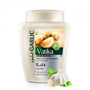 Маска для волос с экстрактом чеснока 500 гр. Dabur Vatika