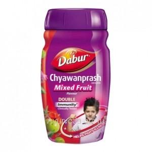 Чаванпраш Дабур Мультифрукт (Chyawanprash Mixed Fruit) 450 гр. Индия
