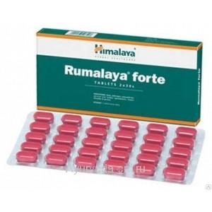 Румалайя форте (Rumalaya Forte) Himalaya, 60 таблеток (Противоревматическое средство)