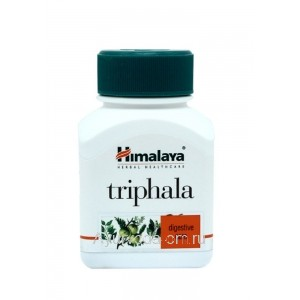 «Triphala», Himalaya (Трифала Гималая) 60 капсул/таблеток, Индия