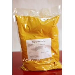 Куркума молотая (Turmeric Powder) 1 кг Индия купить в Москве