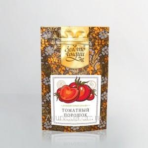 Томатный порошок Премиум (Premium Tomato Powder) 50 гр. Золото Индии