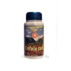 Трифала 200 таб. Шри Ганга (Trifala tab Shri Ganga)