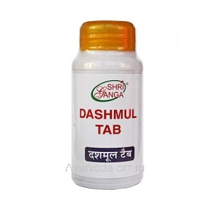 Дашамул 100таб. Шри Ганга (Dashmul Tab Shri Ganga)