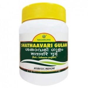 Шатавари гулам, 500 г, Нагарджуна  (Shatavari Gulam Nagarjuna)