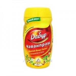 Чаванпраш Дабур Манго (Dabur Chyawanprash Mango)