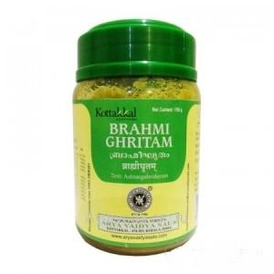 Брахми Гритам для активации мозговой деятельности 150 гр. Коттаккал Аюрведа (Brahmi Ghritam Kottakkal Ayurveda) Индия