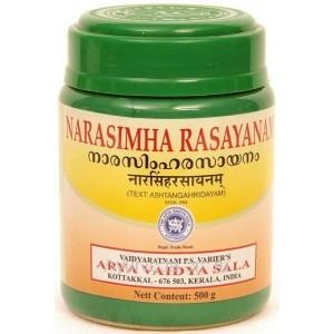 Нарасимха Расаянам, восстановление жизненных сил 500 гр. Коттаккал Аюрведа (Narasimha Rasayanam Kottakkal Ayurveda) Индия