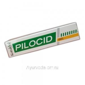 """Пилоцид гель для лечния геморроя 25 г """"Коттаккал Аюрведа"""" (Pilocid gel Kottakkal Ayurveda) Индия"""