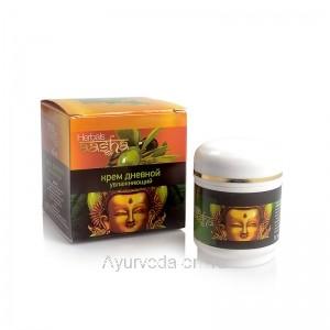 Крем для лица дневной увлажняющий, 50 мл., Ааша Хербалс (Aasha Herbals)