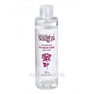 Розовая вода Ааша, 200 мл. (спрей), Aasha Herbals