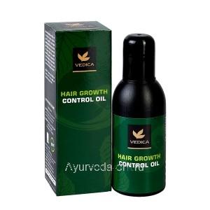 Масло против роста волос, 100мл Veda Vedica