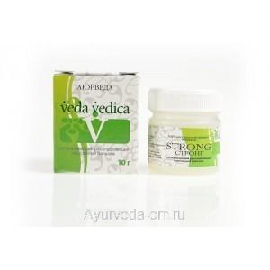 Бальзам СТРОНГ Веда Ведика 10г. Veda Vedica Strong