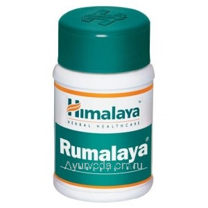 Румалая, 60 таблеток Хималая, (Rumalaya  Himalaya) для здоровья суставов