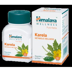 Карела, 60 таблеток Гималая ( Karela Himalaya)