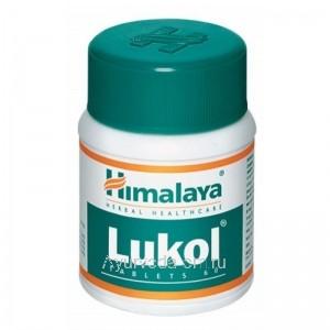 Лукол, 60 таб., Гималая (Lukol Himalaya)