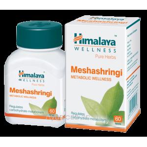 Мешашринги 60 таблеток Гималая, Индия (Meshashringi Himalaya)